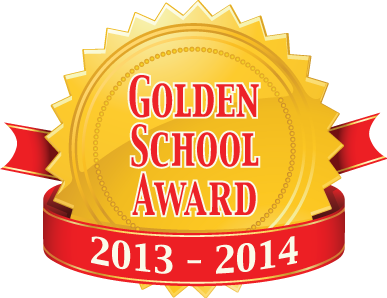 Golden School Award 2013-14